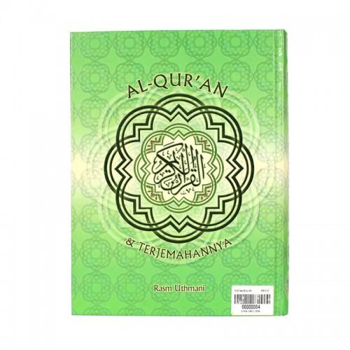 Al-Qur'an & Terjemahannya (Uthmani) - Darul Iman