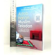 Adab Harian Muslim Teladan