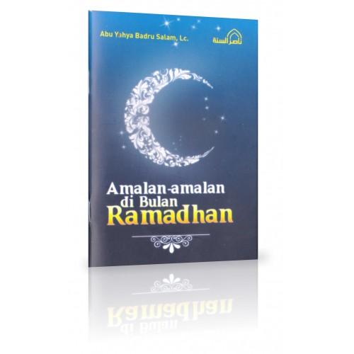 Amalan-Amalan Di Bulan Ramadhan (Pocket)
