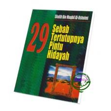 29 Sebab Tertutupnya Pintu Hidayah (Pocket)
