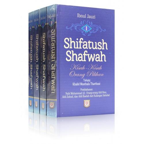 Shifatush Shafwah (Jilid 1 - 4)