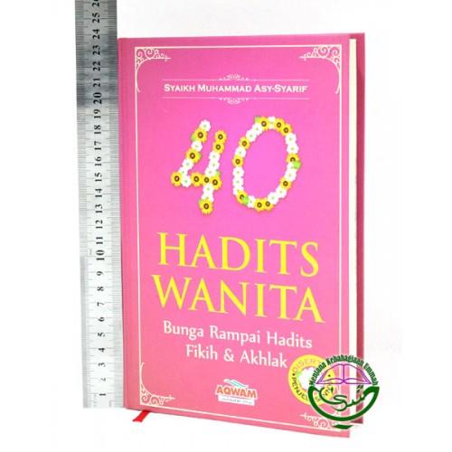 40 Hadits Wanita