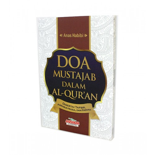 DOA MUSTAJAB DALAM AL-QUR'AN