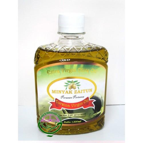 Minyak Zaitun Tursina Extra Virgin - 300ml