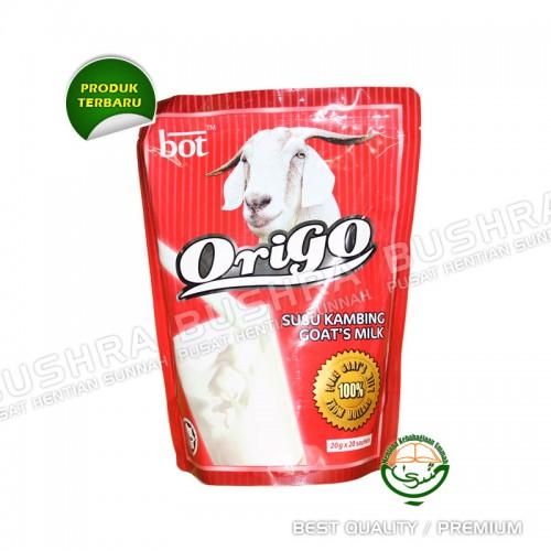 Origo Goat's Milk (20 Sachets) - Pack