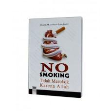 NO SMOKING -TIDAK MEROKOK KERANA ALLAH