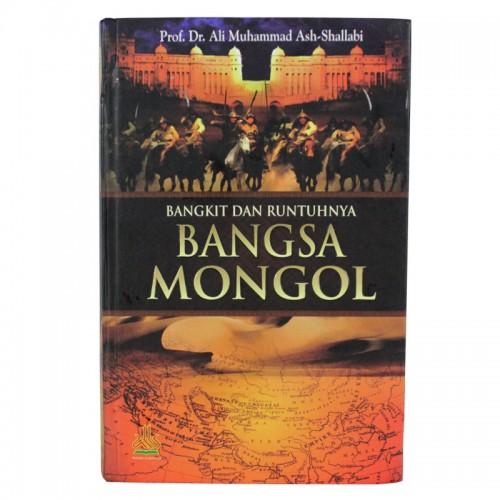 Bangkit Dan Runtuhnya Bangsa Mongol