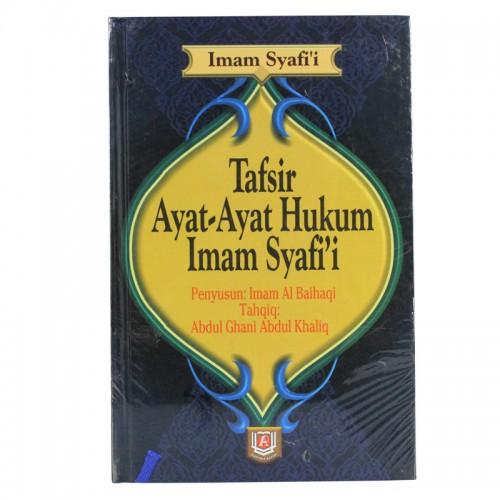 Tafsir Ayat-ayat Hukum Imam Syafi'i