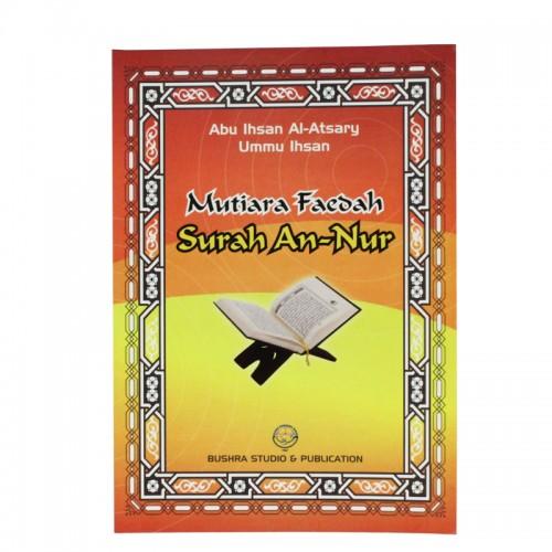 Mutiara Faedah Surah An-Nur