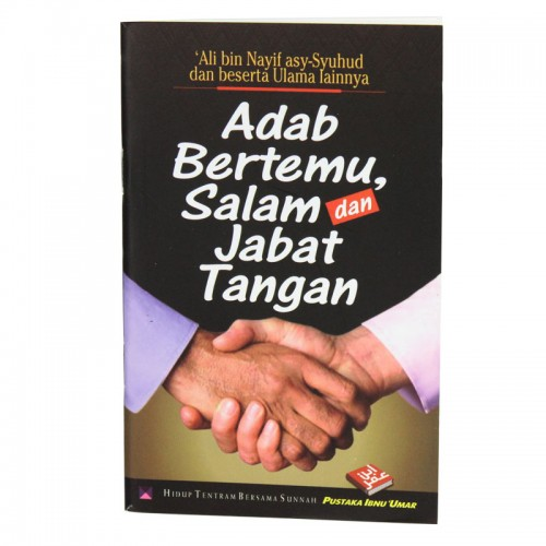 Adab Bertemu, Salam & Jabat Tangan (Pocket)