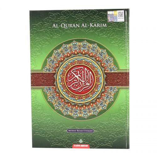 Mushaf Al Quran Al-Karim (Karya Bestari)