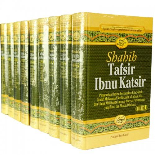 Shahih Tafsir Ibnu Katsir (9 Jilid) ~Al Mubarakfuri
