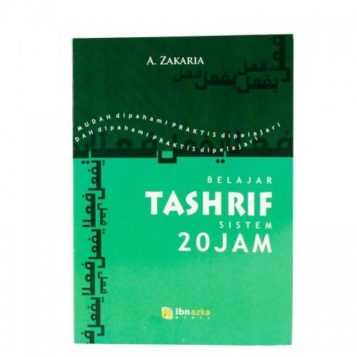 Belajar Tashrif 20 Jam