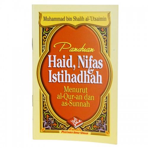 Panduan Haid, Nifas & Istihadhah (Pocket)