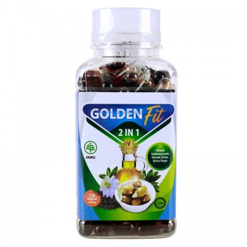 Golden Fit 2in1 (120 Kapsul)