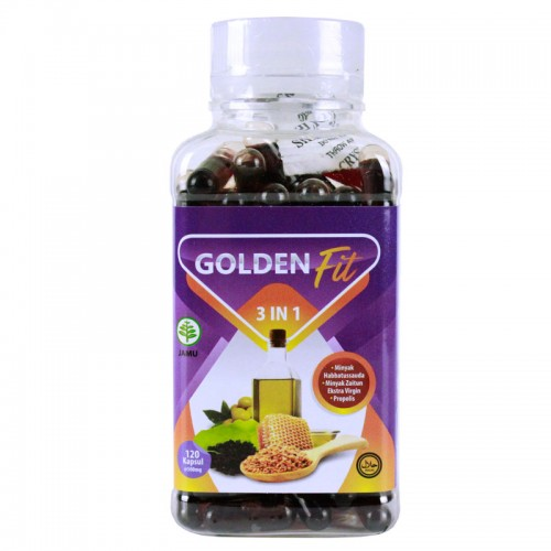 Golden Fit 3in1 (120 Kapsul)