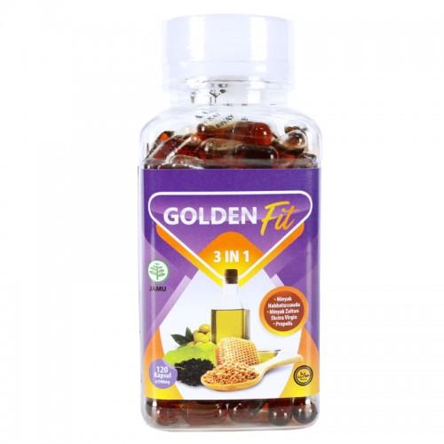 Golden Fit 3in1 (120 Kapsul)