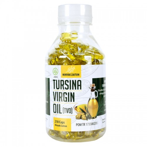 Extra Virgin Olive Oil (210 Kapsul)