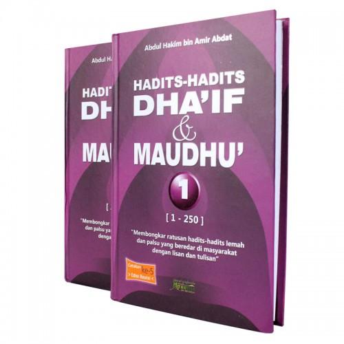 Hadits-Hadits Dha'if & Maudhu' (Jilid 1>2)