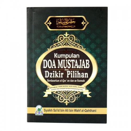 Kumpulan Doa Mustajab & Dzikir Pilihan -Hishnul Muslim- [D.Haq]