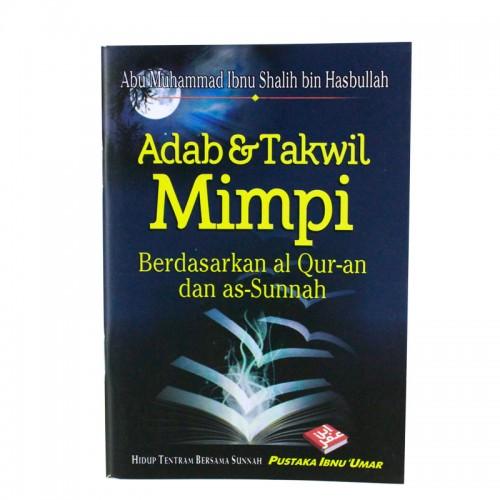Adab & Takwil Mimpi (Pocket)