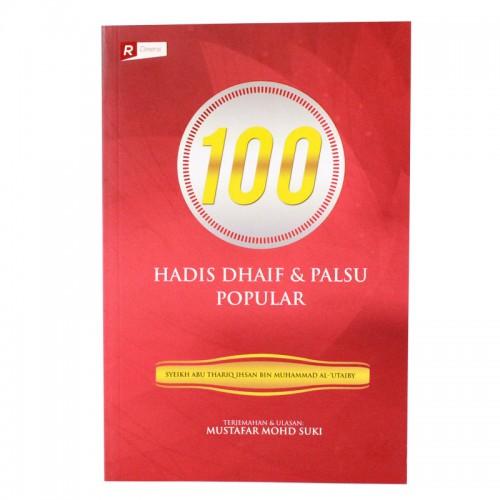 100 Hadis Dhaif & Palsu Popular