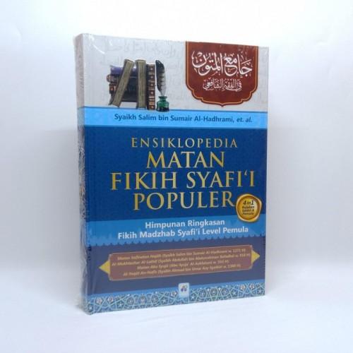 Ensiklopedia Matan Fikih Syafi'i Populer (4in1)