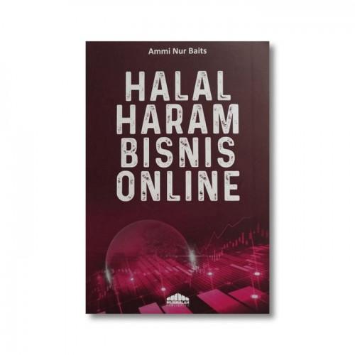 Halal Haram Bisnis Online