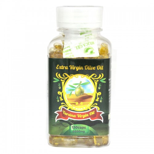 Extra Virgin Olive Oil (120 Kapsul)