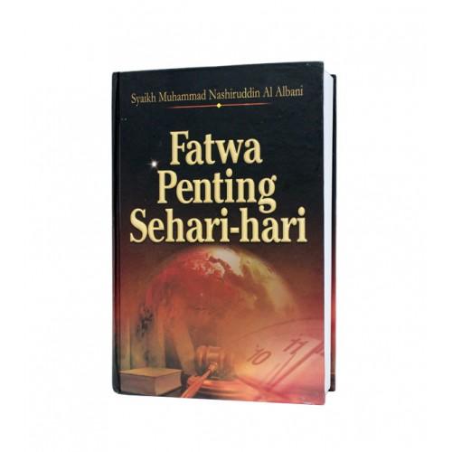 Fatwa Penting Sehari-Hari ~ Syaikh al Albani