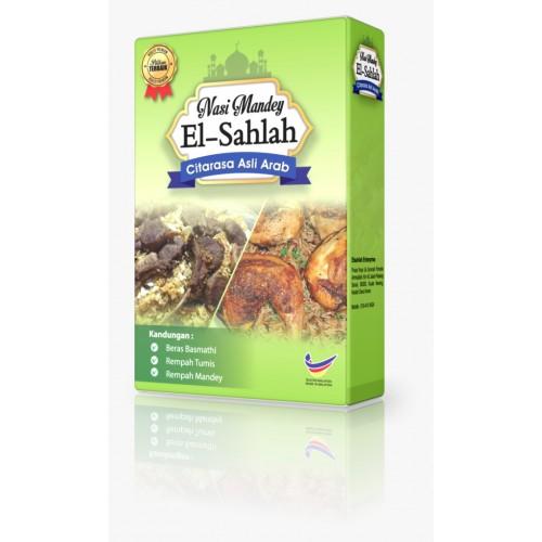 Nasi Mandey El-Sahlah