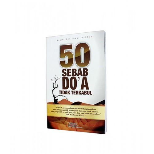 50 Sebab Doa Tidak Terkabul