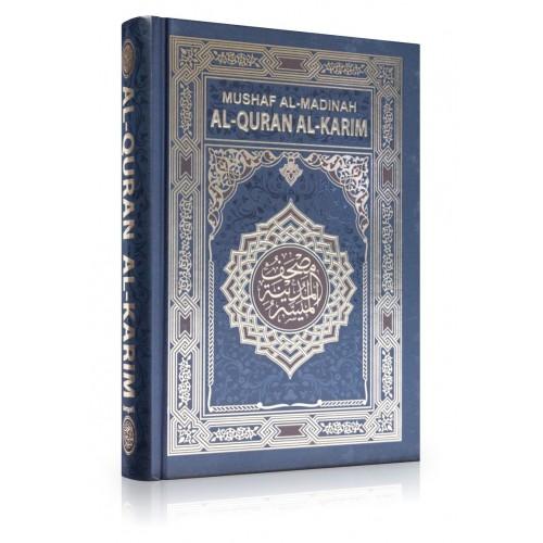 Al-Qur'an Mushaf Madinah Al-Muyassar (30x42cm)